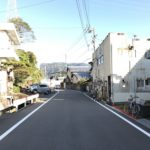 前面道路(幅員約4.9m)(外観)