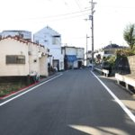 前面道路(幅員約6.5m)(周辺)