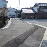 前面道路(幅員約4.9m)(周辺)